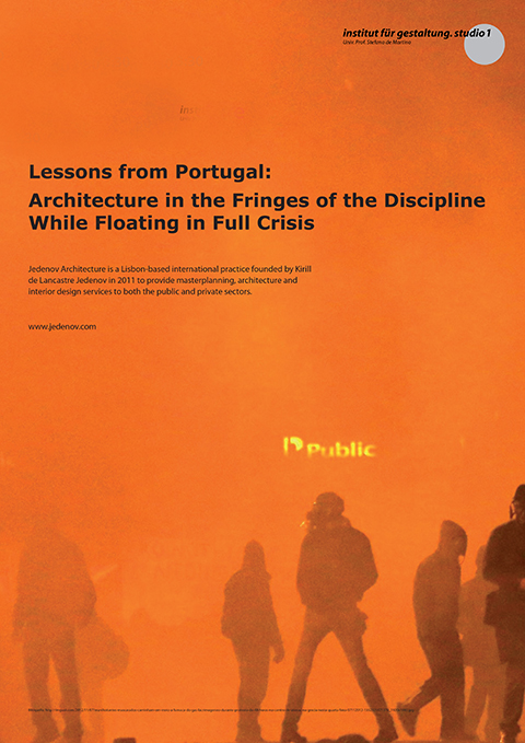architecture in the fringes of discipline_gunnar ploner